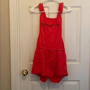 LOVESTITCH short overall size small